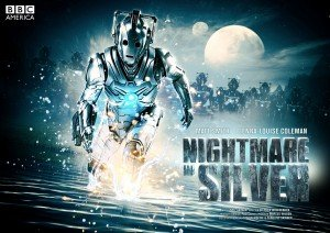 DOCTOR WHO SERIES 7B EPISODE 7 NIGHTMARE IN SILVER GENERIC POSTER