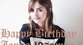 Happy Birthday Jenna Coleman!!!!